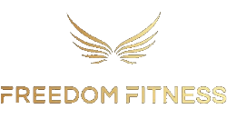 Freedom Fitness Gym Wear Clothing Logo