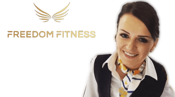 Zoe Freedom Fitness Clothing Owner (UK)