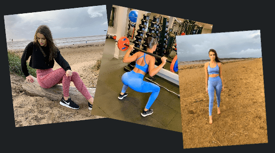 Freedom Fitness Gym Wear UK